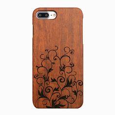 #nature flowever wood phone case#