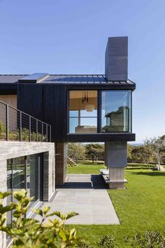 Chilmark House | Beautiful Structure Located in Chilmark, Massachusetts Designed for Gray Organschi Architecture