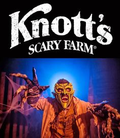 FRIGHT-FEST AMUSEMENT ATTRACTION! Pinocchio Unstrung - Full Maze (HD POV) - Knott's Scary Farm | Jerry's Hollywoodland Amusement And Trailer...