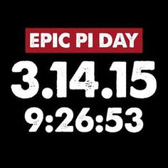 Happy Epic PI Day! Join us at #auction today! http://storageauctionkings.com/?q=auction/1249/johnson-storage-and-moving