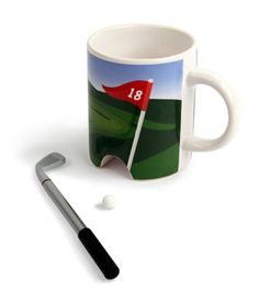 Putter Golf Mug - got to keep sharp