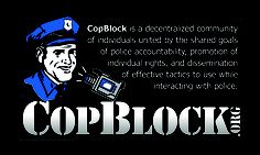 Cop Block Business Card