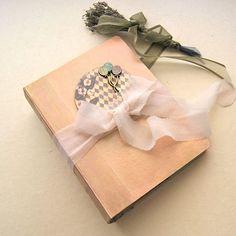 Romantic wedding guest book sweet baby book fairytale