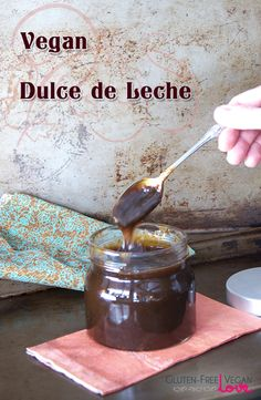 Vegan Dulce de Leche Caramel Sauce...and if you do not want to buy Kahula, here is a good recipe for it...http://cleangreensimple.com/2011/04/make-your-own-kahlua/