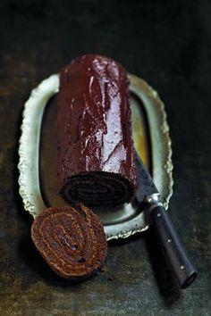 Roulé tout chocolat
