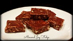 Trim Healthy Mama Facebook Group: Almond Joy Fudge ½ cup unrefined virgin coconut oil 3 Squares of Ghirardelli 86% Cacao Chocolate Baking Bar** 1 tsp of Pure Vanilla Extract 7 tsp of Homemade Truvia Grinded (so it's like powdered sugar-coffee grinder works best for me) 1/4 tsp of Iodized Sea Salt Chopped Raw Almonds (I used about 15-20 almonds) Coconut Flakes (I used about 1/3 cup)