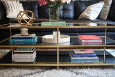 Terrace Coffee Table At West Elm Coffee Tables Accent Tables - West elm terrace coffee table