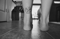 vollleyball tattoo