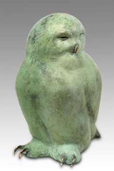 Anthon Hoornweg - Art Gallery Voute - Schiedam - bronze sculptures Art Gallery, Small Figurines, Bronze, Lost Wax Casting, Greek Mythology, Owls, Watercolour, Garden Sculpture, The Past