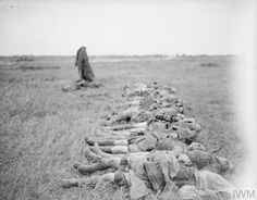 Bringing out the dead after the Battle of Passchendaele Aug 3 1917