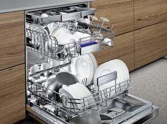 Siemens vaatwasser iQ700 kan worden bediend met smartphone en tablet via wifi | UW-keuken.nl