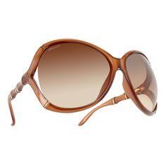 gucci Lunettes de soleil effet bambou • 375   • Sunglasses with bamboo  effect  OGILVY Solaires  L a Maison OGILVY b93b5fc98a4d