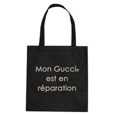 tote bag réparation sac crèche ou gouter ou sac à main personnalisé customisé cadeau biche flex thermocollant pas si godiche