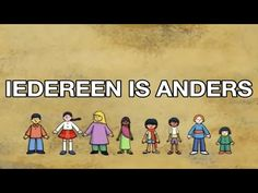 iedereen is anders (met tekst) - Marcel en Lydia Zimmer Music For Kids, Kids Songs, Marcel, Beginning Of The School Year, Back To School, Kind Und Kegel, 7 Habits, Positive Mindset, Social Skills
