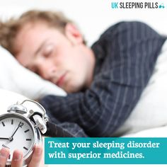 Treat your sleeping disorder with superior medicines.