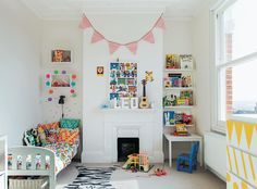 Kids' Rooms - Decorating Ideas for Creative Spaces Photos | Architectural Digest