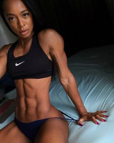 A picture of Jenna De Leon. This site is a community effort to recognize the hard work of female athletes, fitness models, and bodybuilders. Fitness Motivation, You Fitness, Fitness Goals, Fitness Tips, Ladies Fitness, Exercise Motivation, Female Fitness, Workout Fitness, Workout Gear