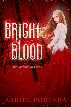 Book Cover Design for Author Aariel Portera by Odd 0 Design Book Cover Design, Blood, Bright, Book Covers, Inspiration, Author, Create, Products, Fo Porter