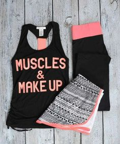 Yoga Workout Pants Tank Tops 40 Ideas For 2019 - Mens Yoga Pants / Shorts / Track Pants - Sport Cute Workout Outfits, Workout Attire, Workout Pants, Workout Shirts, Cute Outfits, Gym Pants, Yoga Pants, Fitness Shirts, Athletic Outfits