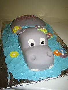 Jack's 2nd Birthday Cake???? I'll definitely try.