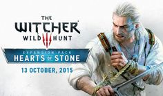 Hearts of Stone, el DLC de The Witcher 3 a la venta desde el 13 de octubre
