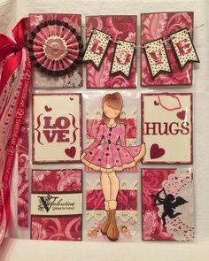 Searchwords: Be Mine Valentine Pocket Letter Prima Paper Dolls, Prima Doll Stamps, Pocket Pal, Pocket Cards, Papel Tissue, Pocket Scrapbooking, Scrapbooking Ideas, Scrapbook Layouts, Pocket Envelopes