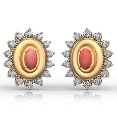 Best Online Diamond Jewellery store in India. Buy Earrings, Gold Earrings, Diamonds And Gold, Gemstone Rings, Gemstones, Random, Stuff To Buy, Shopping, Jewelry