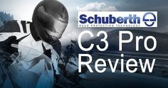 Schuberth C3 Pro Klapphelm - Test und Review - GoPro HD HERO 3+ - FUll H...
