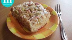Jak upiec ciasto z rabarbarem bez mąki i cukru? – Mamkowo.pl – serwis dla rodziców