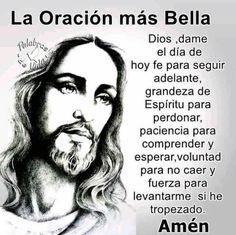 Elia's media content and analytics Prayer Verses, God Prayer, Prayer Quotes, Bible Quotes, Daily Prayer, Qoutes, Gods Love Quotes, Holy Quotes, Faith Quotes