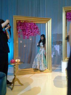 DB Bridal Expo June 1st 2014 at the Phoenician Resort ~ www.dbexpos.com Indian wedding...beautiful bride...