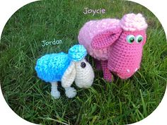 Ravelry: Sheep & Lamb 2 in 1 Pattern pattern