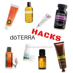 Oh the things they can do! Here are some fun and out-of-the-box ways to use some of doTERRA's most popular products - doTERRA essential oil hacks!