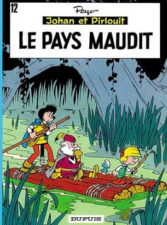 Johan et Pirlouit, tome 12 : Le pays maudit Lucky Luke, Pdf Book, Johan Et Pirlouit, Planet Comics, Tapas, Baby Registry List, Bd Art, 12th Book, Artist Gallery