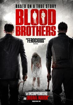 Divine Tragedies gets name change to BLOOD BROTHERS theatrical release in December Brothers Movie, Blood Brothers, Half Brother, Name Change, Halloween Movies, Upcoming Movies, Movie Trailers, Film Movie, Horror Movies