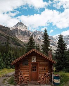 All I Need is a Little Rustic Cabin in the Woods (27 Photos) (10)