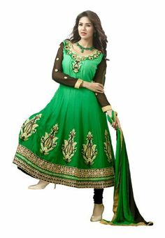 Fabdeal Indian Designer Faux Georgette Green Embroidered Salwar Kameez Fabdeal, http://www.amazon.de/dp/B00INWLGLE/ref=cm_sw_r_pi_dp_Ul7otb0S9YMWQ