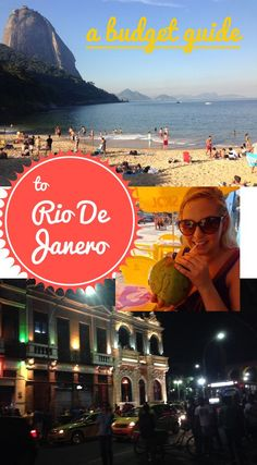 Rio de Janeiro is known to be an expensive city, but you can make it budget-friendly with these tips! http://www.ehow.com/ehow-money/blog/a-budget-travelers-guide-to-rio-de-janeiro/?utm_source=pinterest.com&utm_medium=referral&utm_content=blog&utm_campaign=fanpage