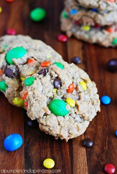 M's Monster Cookies | Cookies Are The Dessert Friend That WIll Never Let You Down