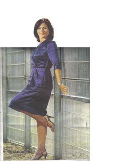 Birgit Van Mol Celebrity Pictures, Van, Formal, Celebrities, Beauty, Style, Fashion, Preppy, Beleza