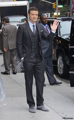 #Justin #Timberlake: son #style en cinq tenues
