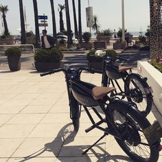 MEIJS Motorman - the electric moped from Maastricht Electric Moped, Saint Tropez, High Level, Cannes, Netherlands, Milan, The 100, Bicycle, Wheels