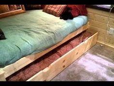 YOUTUBE 10x10 bunk house