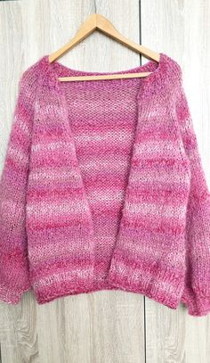 Knitwear, Pullover, Knitting, Sweaters, Projects, Fashion, Log Projects, Moda, Tricot