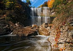 Websters Falls, Dundas, ON #webstersfalls #dundas