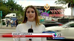 Ashley Lapadula #AshleyLapadula #Univision #Univision23 #news #reporter New Fashion, News, Style, Swag, Stylus, Outfits
