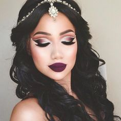 OMG stop....beautiful @Makeup by Alinna did it againmakeup Inspo ahhh  Love makeup? Shop at - http://www.ikatehouse.com/