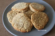 Yay! An egg free, dairy free (sub coconut oil) recipe!  Almond Shortbread Cookies (GF, GAPS) « Real Food Freaks