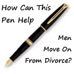 The pen is mightier than the sword - but it is also mightier than your #divorce in ways you might not think about ....