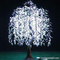 China LED decorative tree manufacturer